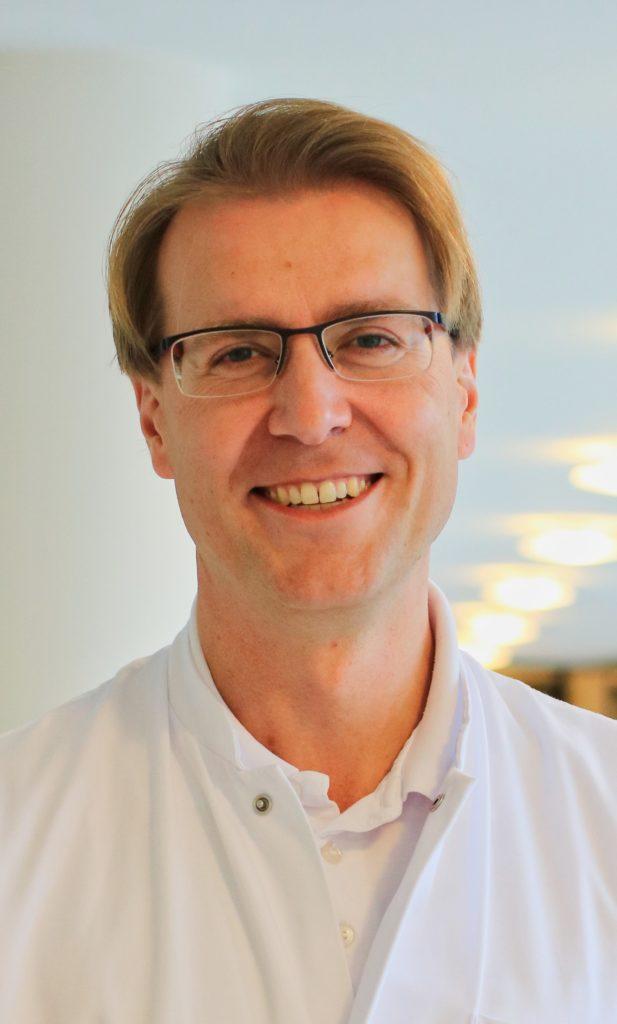 Dr. Alexander Meinhardt; Chefarzt der Geriatrie im Sozialwerk Meiningen.